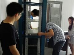 ws集美-学员参与诚毅微思网络实验室搭建