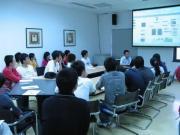 微思学员企业现场参观实习,收获满满!