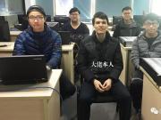 华大四位学员来微思参加虚拟化的项目实战