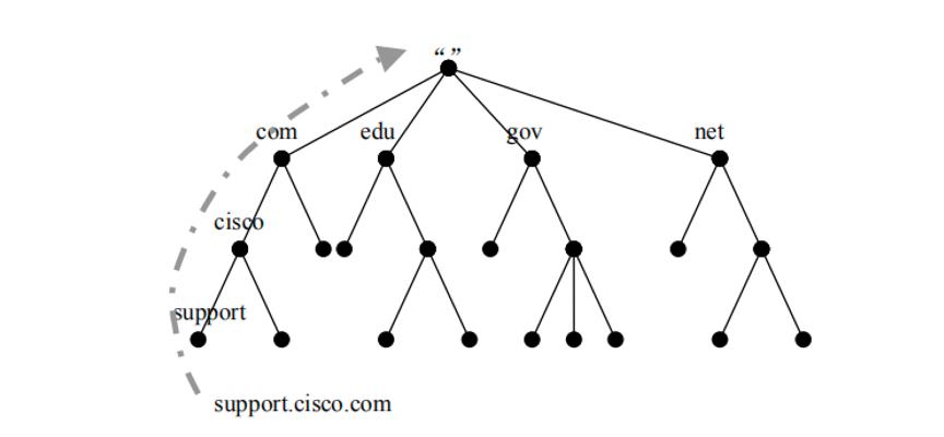 DNS域名解析服务及其配置